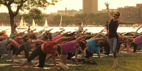 River Fit: Sunset Yoga led by Sara DiVello tickets