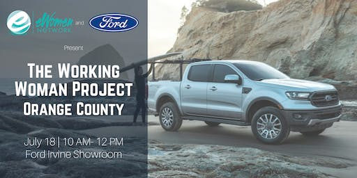 eWomenNetwork and Ford Motor Company Present: The Working Woman Project