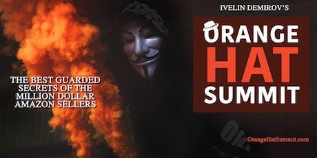 Orange Hat Hackers MASTERMIND Tickets