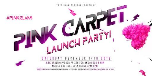 Pink Carpet Launch Party!