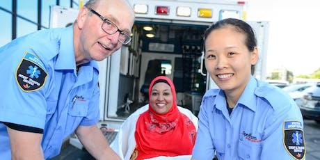 Medical Transfer Attendants Drop-In Interviews - Bethridge tickets