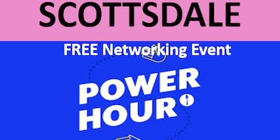 10/8/19 – PNG Scottsdale – FREE Hour of Power Networking Event
