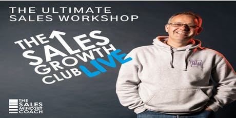 The Ultimate Sales Growth Club Live tickets