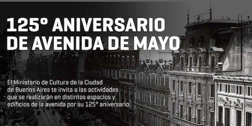 """""""Avenida de Mayo Pionera Porteña"""" y """"Rascacielos Porteños"""""""