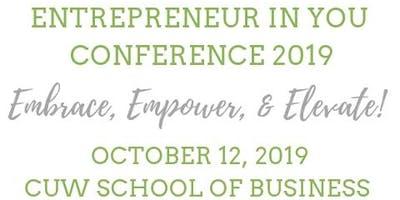 Entrepreneur In You 2019