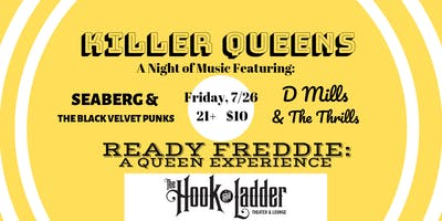 Killer Queens: An Evening of Tributes to Queen