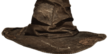 Harry Potter Sorting Hat - it's your sort of hat making party