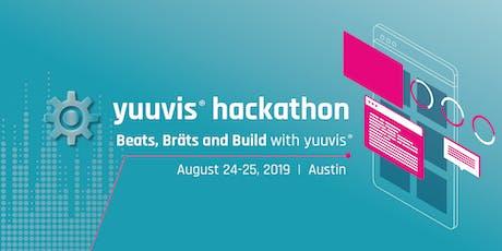 yuuvis hackathon Austin tickets