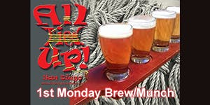 All Tied Up San Diego Brew/Munch on July 1st, 2019