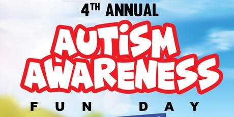 4th Annual Autism Awareness Fun Day tickets