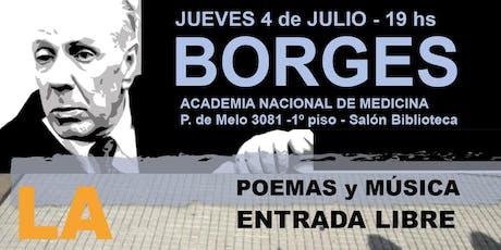 Borges- La otra Vereda entradas