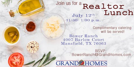 Bower Ranch Realtor Luncheon tickets