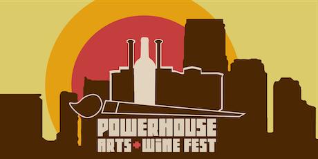 Powerhouse Arts & Wine Festival tickets