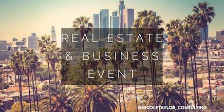 Murrieta, CA Real Estate & Business Event  tickets