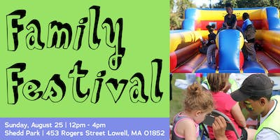 5th Annual Family Festival