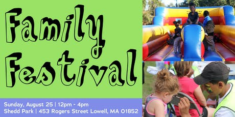 5th Annual Family Festival tickets