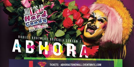 Hard Candy Huntington with Abhora tickets