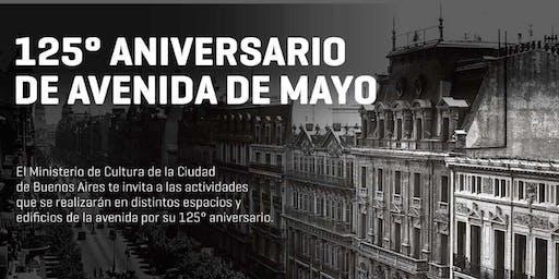 Cuando la Mega-fauna de Buenos Aires caminaba por la Avenida de Mayo
