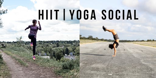 HIIT|YOGA Social