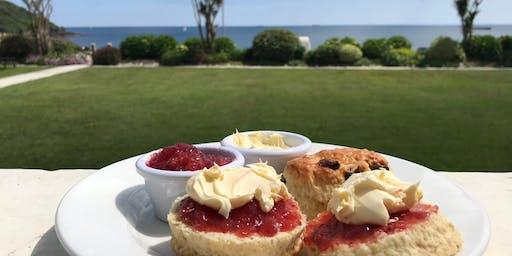 28 June - Cream Tea Time at The Falmouth Hotel