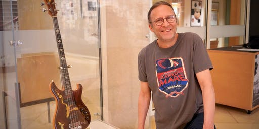 Evening Food for Thought: The Art of the Guitar with Thomas Lieber