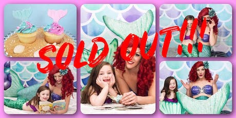 Mermaid Makeover Photoshoot- Layla Marie Princess Playtime tickets