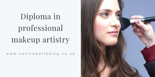 Diploma in Professional Makeup Artistry
