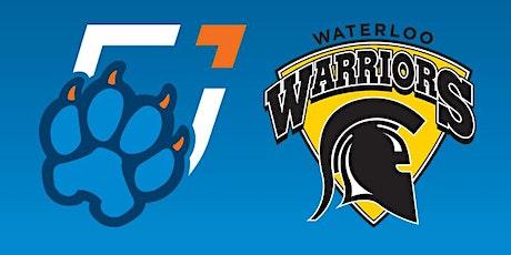 Ontario Tech Basketball vs. Waterloo Warriors tickets