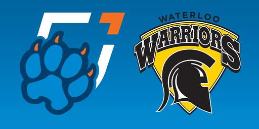 Ontario Tech Basketball vs. Waterloo Warriors