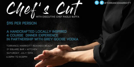 Chef's Cut 4 Course Dinner tickets