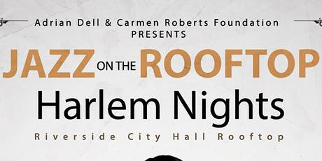 Jazz on the Rooftop - Harlem Nights tickets