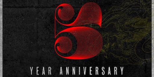 Drunken Dragon Celebrates 5 Year Anniversary!