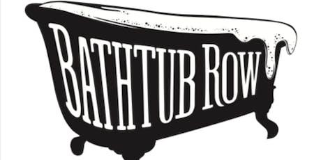 Bathtub Row Brewing Golf Tournament tickets