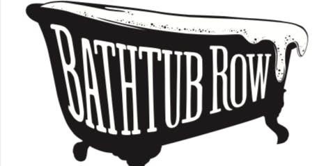 Bathtub Row Brewing Golf Tournament