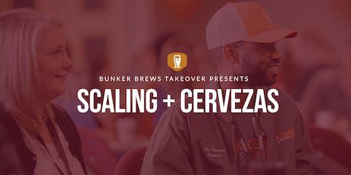 Bunker Brews TakeOver MPLS: Scaling and Cervezas