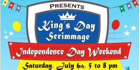 King's Day Scrimmage