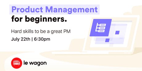 Product Management 101: Hard skills to be a PM tickets