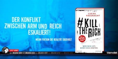Lucas Fassnacht: Buchpremiere #KillTheRich feat. Goodbye Loona Tickets