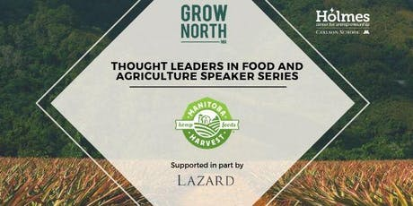 Thought Leaders in Food & Ag: The Mainstreaming of Hemp (and Hemp CBD) with Manitoba Harvest tickets