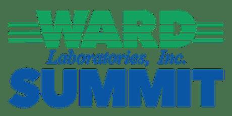 Ward Laboratories, Inc. Summit tickets