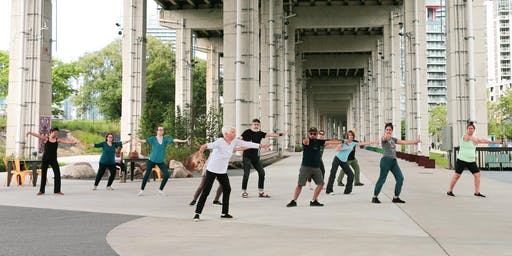 Tai Chi at The Bentway with Eti Greenberg