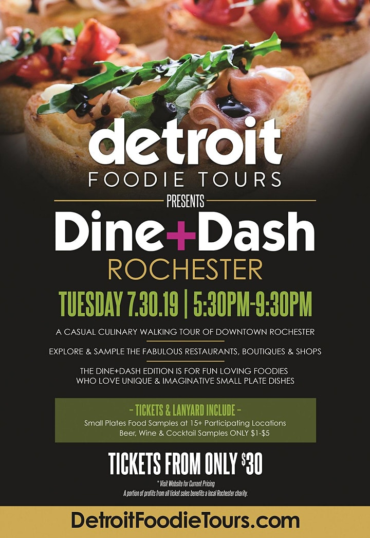 Dine + Dash - Downtown Rochester image
