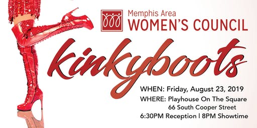 Kinky Boots Theater Party Supporting Women