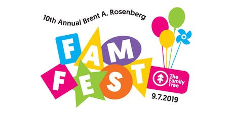 The Family Tree's 10th Annual Brent A. Rosenberg FamFest tickets
