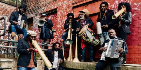 Lakou Mizik with Bells Atlas [Festival Of Fools After Party] tickets