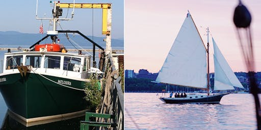 Lake Champlain Maritime Festival - FREE boat rides with Whistling Man Schooner Co. and UVM's Research Vessel, the Melosira!