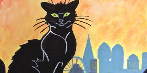 Painting & Prosecco! Southbank, Friday 13 September