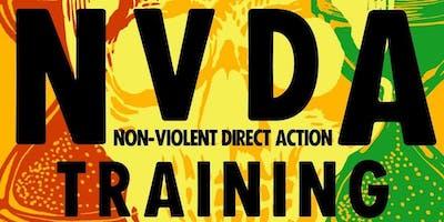 Preparing for Rebellion: Non-Violent Direct Action Training