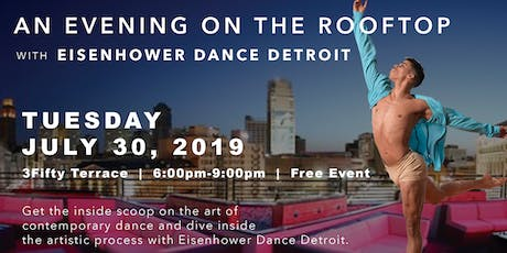 Evening on the Rooftop with Eisenhower Dance Detroit tickets