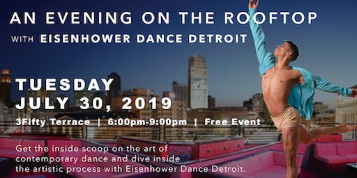 Evening on the Rooftop with Eisenhower Dance Detroit
